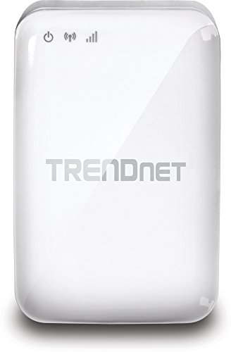 Trendnet Ac750 Wireless Dual Band Travel Router Share A
