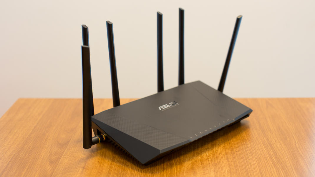 AC WiFi Router Speed