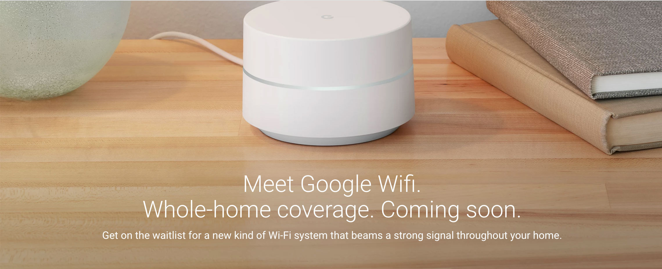 google ac wifi router